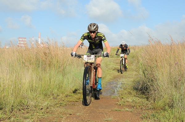 Competitors will have a range of races, including mountain-bike events of 50km and 25km, to choose from when the East Rand Classic is held in Kempton Park in Johannesburg on April 27 and 28. Photo: Jetline Action Photography